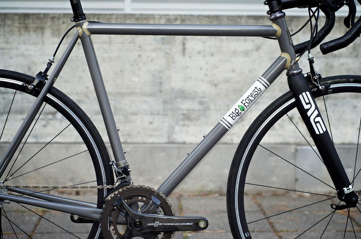 Big Forest Frameworks   Berliner Fahrradschau